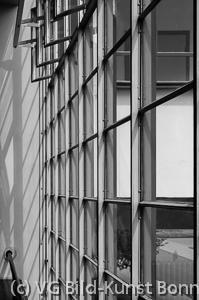 Bauhaus Dessau, Innenraum, 2 Abb. (2 von 6)