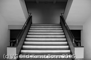 Bauhaus Dessau, Innenraum, 2 Abb. (3 von 6)